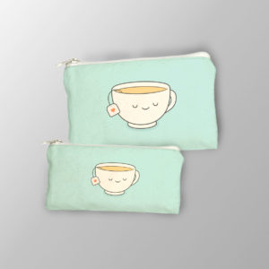 pouch coffee cup edition
