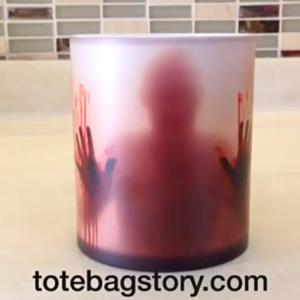 mug zombie walking dead